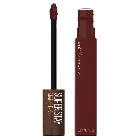 Maybelline - Batom Superstay Matte Ink Liquid - Mocha Inventor