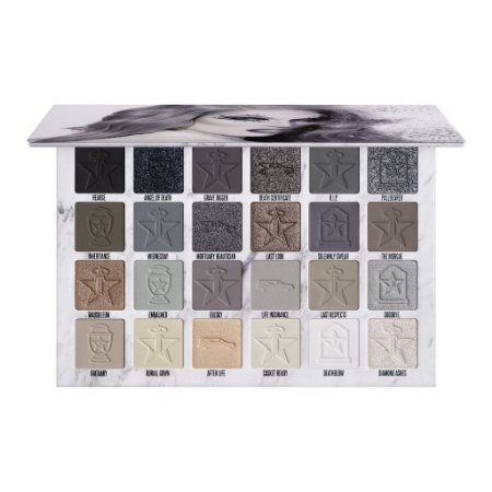 Morphe - Jeffree Star Cosmetics - Paleta Cremated