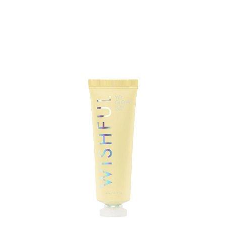 Huda - Creme Yo Glow Enzyme Scrub - Sem Embalagem