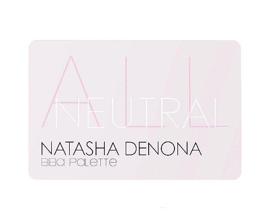 DANIFICADO - Natasha Denona - Paleta All Neutral Biba 2