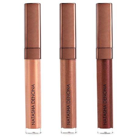 Natasha Denona - Gloss e Lip Balm Bronze - Oh-Phoria