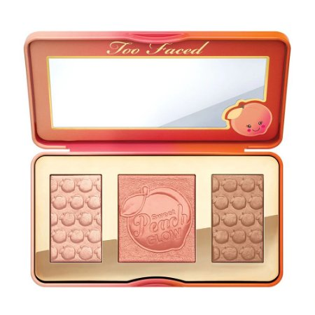 Too Faced - Paleta Sweet Peach Glow