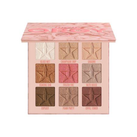 Jeffree Star Cosmetics - Paleta Mini Orgy