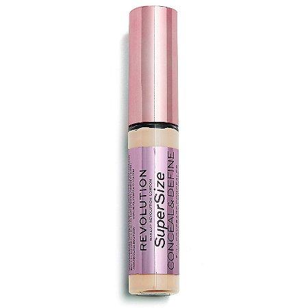 Makeup Revolution - Corretivo - SuperSize Conceal & Define - C6