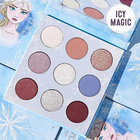 Colourpop - Paleta Frozen II - Elsa