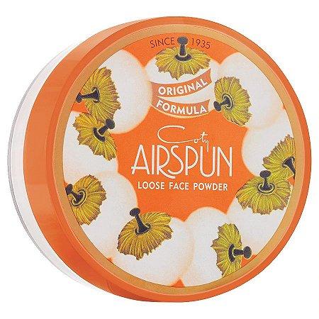 Coty Airspun - Pó Loose Face - Honey Beige - 65g