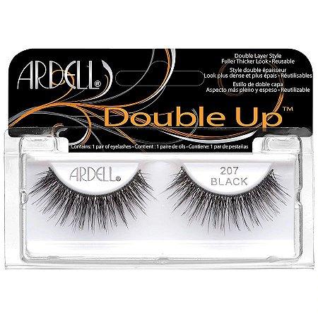 Ardell - Cílios Postiços - Double Up - 207 Black