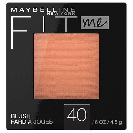 Maybelline - Blush New York Fit Me - Peach