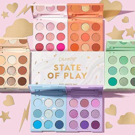 Colourpop - Kit de Paletas State of Play
