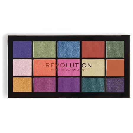 Makeup Revolution - Paleta Reloaded - Passion for Colour