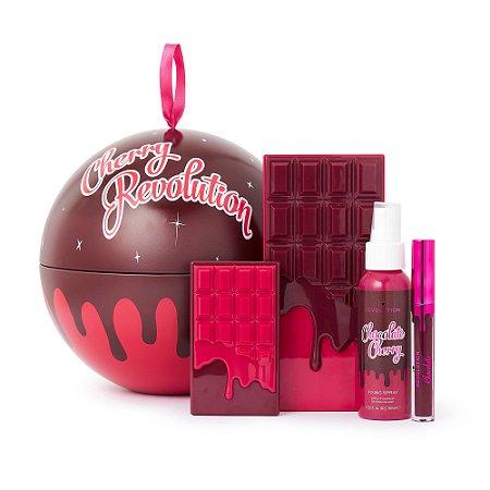 Makeup Revolution - Kit de Paletas Cherry Revolution