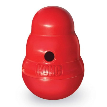 Brinquedo Kong Wobbler - Dispenser