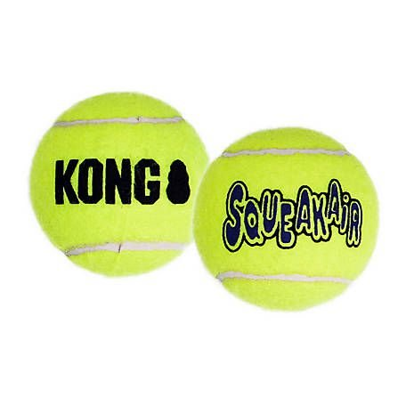 Brinquedo para Cães KONG SqueakAir Bola de Tênis G