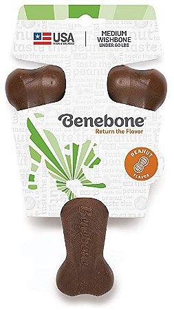 Benebone Wishbone para Roer - Sabor Pasta de Amendoim