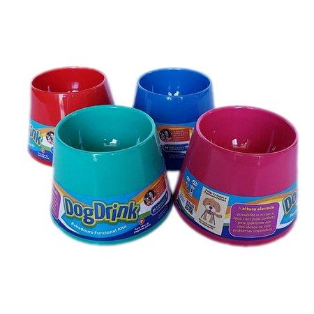Bebedouro funcional alto - Dog Drink