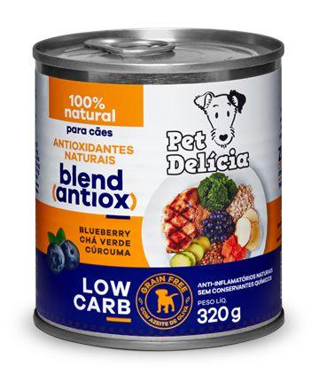 Alimentação Natural Low Carb 320g - Pet Delícia