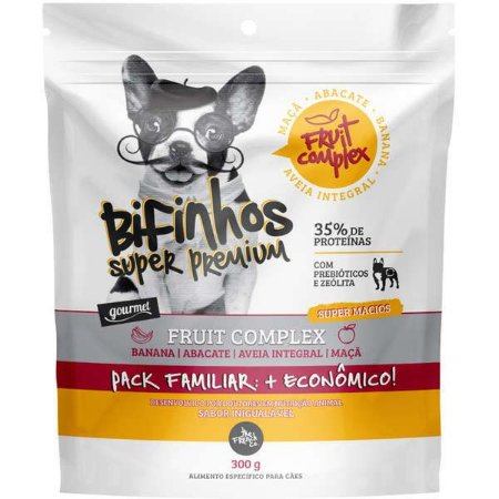 Bifinho Super Premium Fruit Complex Pack Familiar - 300g