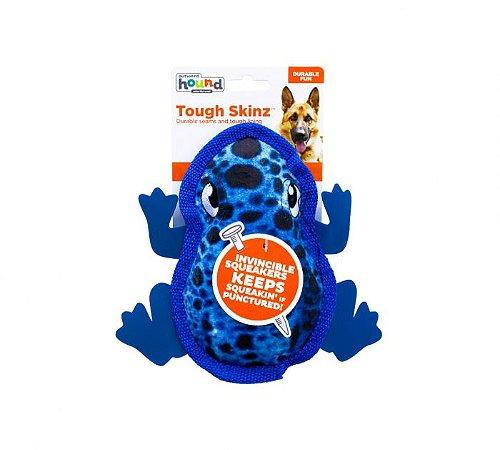 Brinquedo Ultrarresistente Tough Skinz Mini Sapo