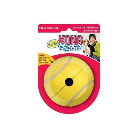 Brinquedo Interativo Rewards Tennis Kong  - Dispenser G