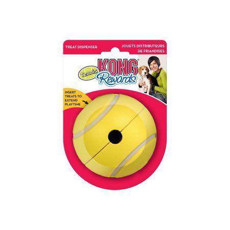Brinquedo Interativo Rewards Tennis Kong  - Dispenser P