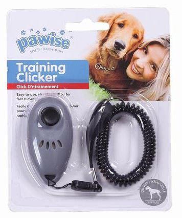 Clicker para Adestramento com Alça - Pawise