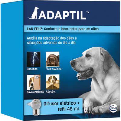 Adaptil para cães - Difusor + Refil 48ml