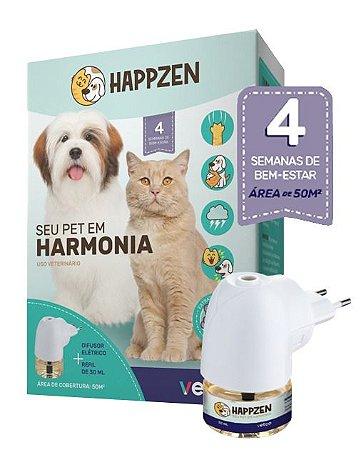 Happzen - Kit difusor + refil 30ml