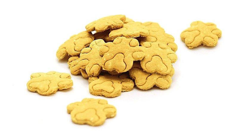 Biscoito Vegano para cães Petiscopet - Doce de abóbora