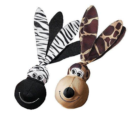 Brinquedo Kong Wubba Floppy Ears - Estampa Variada