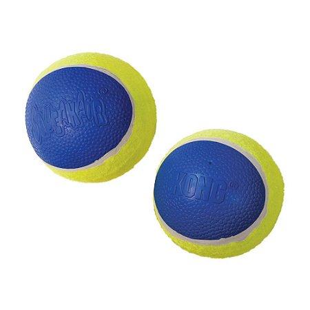 Brinquedo KONG SqueakAir - Ultra Bola de Tênis G