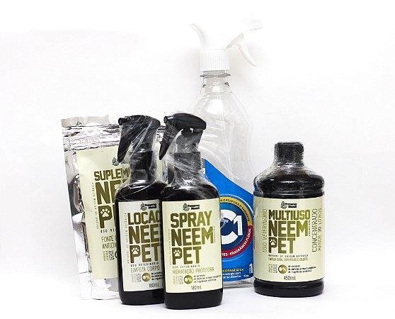 Kit Higiene e Proteção
