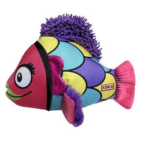 Pelúcia Kong Reefz Peixe - G