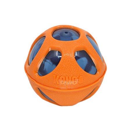 Brinquedo Interativo KONG - Wrapz Ball G