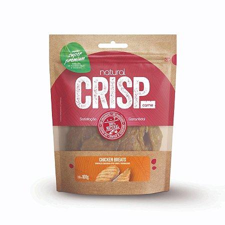 Petisco Natural Crisp - Chicken Breast 100g