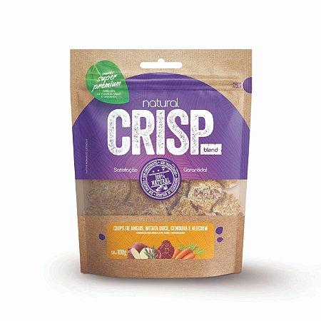 Petisco Natural Crisp - Chips Angus e Batata Doce com Alecrim 100g