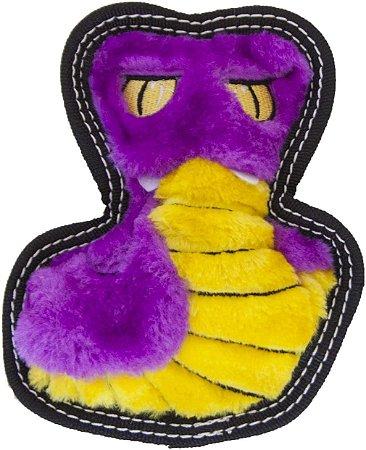 Brinquedo para cães Resistente Invincibles Tough Seamz Mini Cobra