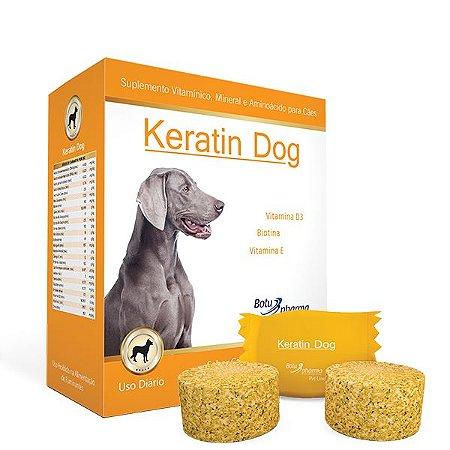Suplemento para Cães Keratin Dog - Botupharma