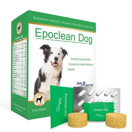 Suplemento para Cães Epoclean Dog - Botupharma