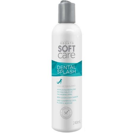 Dental Splash Soft Care - 240ml