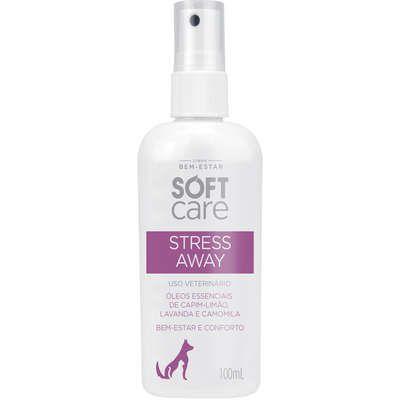 Spray Stress Away Soft Care - 100ml