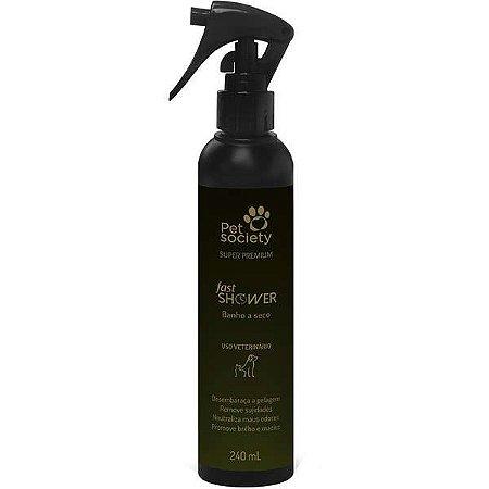 Banho a Seco Fast Shower - 240ml Pet Society