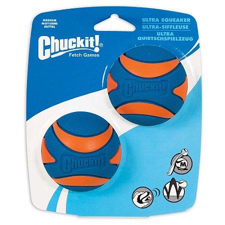 Bola Chuckit Ultra Squeaker - M 2un