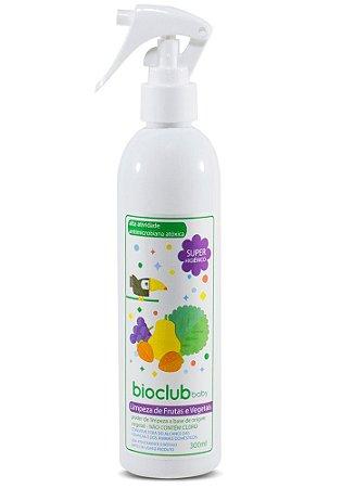 Limpeza de frutas e vegetais orgânico  300ml