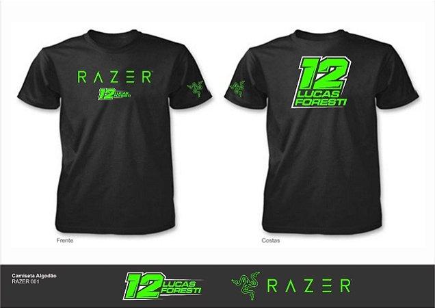 Camiseta LF / RAZER - Oficial 2017
