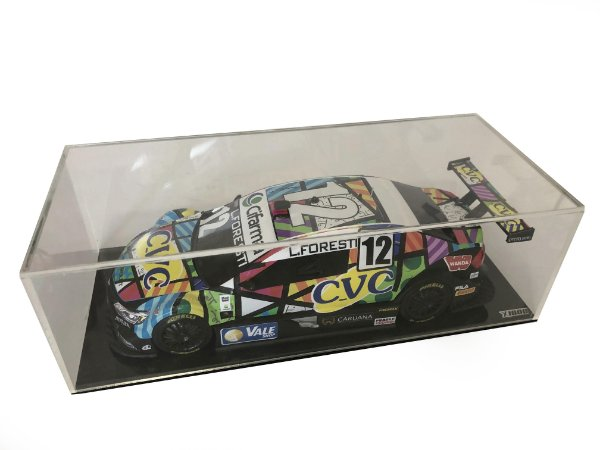 2017 Romero Britto (Corrida do Milhão) Lucas Foresti na Stock Car