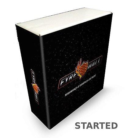 Firewall - Subscrição do software e serviço do FYREWALL UTM 4.0 STARTED - 02 anos