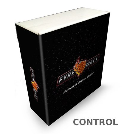Firewall - Subscrição do software e serviço do FYREWALL UTM 4.0 CONTROL - 03 anos