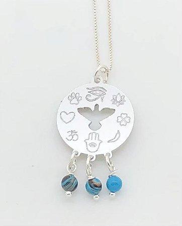Mandala Amuleto Divino