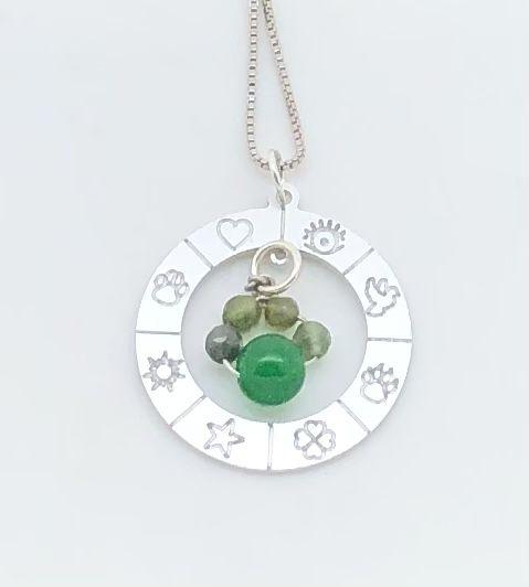 Mandala da Sorte Jade