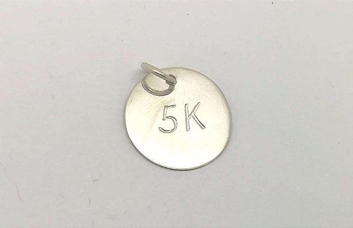 Pingente 5K